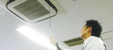 温湿度調査・スクリーニング